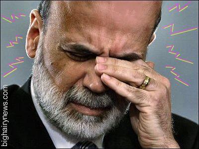 Bernanke telepathic