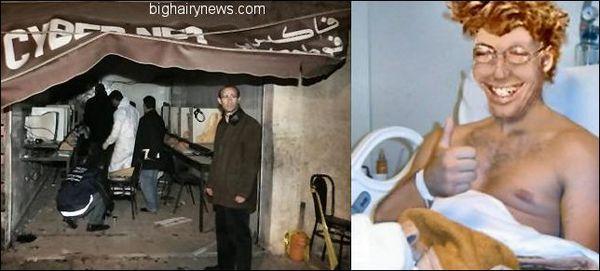 BHN suicide bomb attack