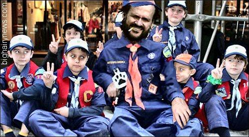 New Cub Scouts