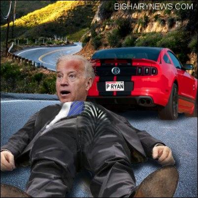 Biden Roadkill