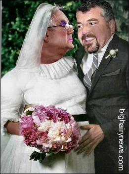 Barney Frank Wedding