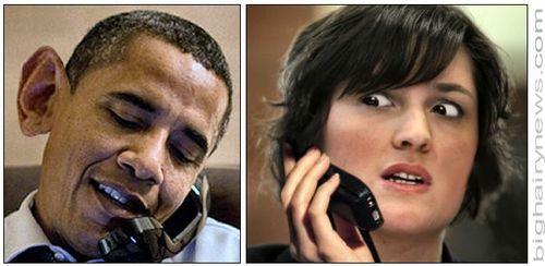 Obama and Fluke