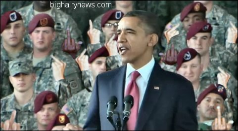 Obama at Ft Bragg