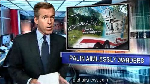 Palin Bus Tour