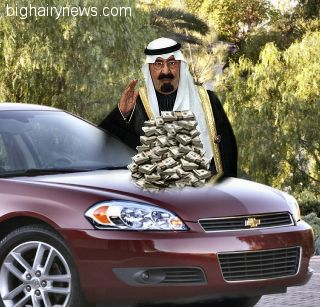 King Abdullah and Free Cash