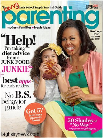 Parenting Michelle Obama