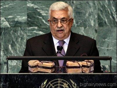 Abbas at UN