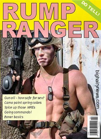 Rump Ranger magazine