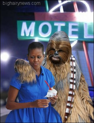 Michelle Obama affair