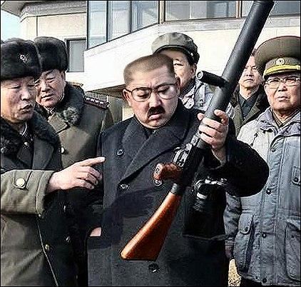 Kim Jong Un Breaking Bad