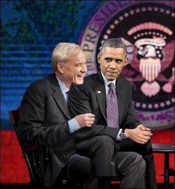 Chris Matthews and Obama