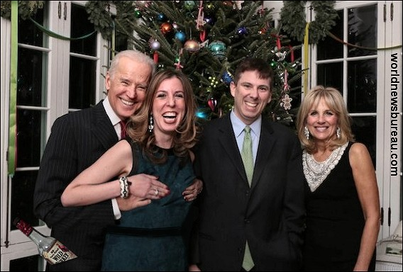 Biden >> Biden Sexually Molests Reporter - World News Bureau