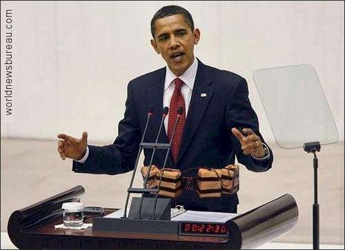 Obama in Malaysia