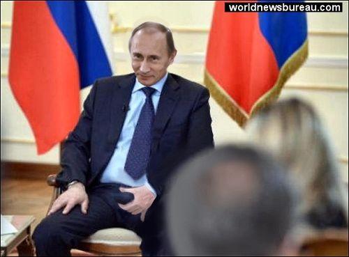 Putin addresses Obama