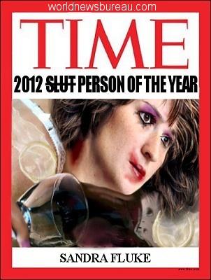 Sandra Fluke Time Magazine