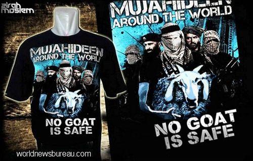 Zirah Moslem shirt
