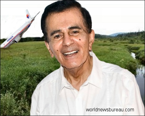 Casey Kasem in Washington