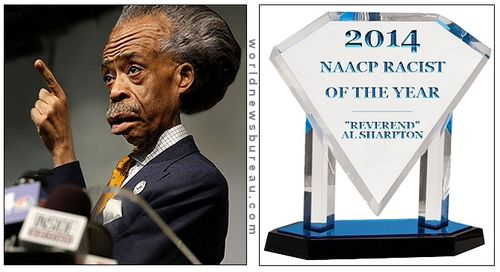 Al Sharpton NAACP Award