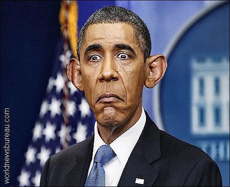 Retard Barack Obama