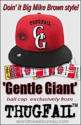 Gentle Giant Mike Brown cap