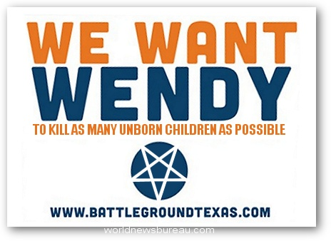 We want Wendy