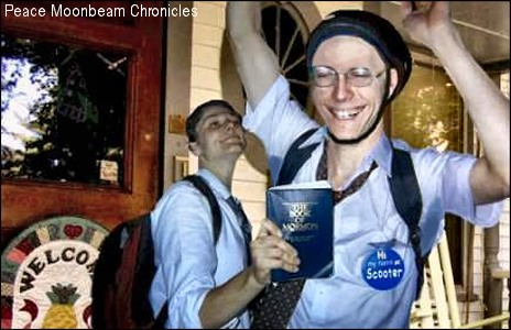 Mormon Scooter