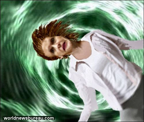 Lois Lerner in the wormhole