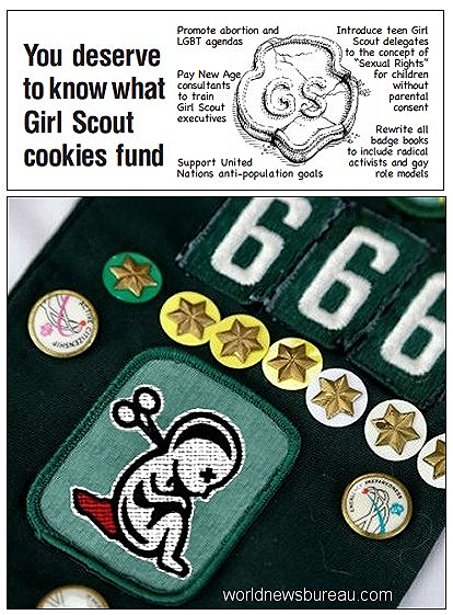 Girl Scout Cookie Boycott