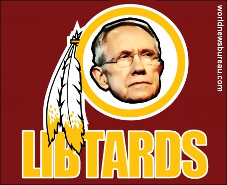 Washington Libtards logo
