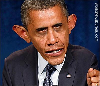 Tough Obama