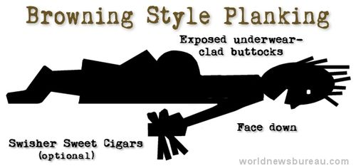 Browning Style Planking