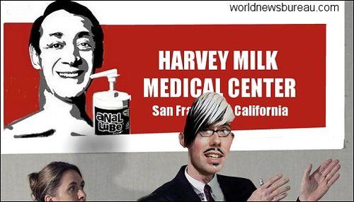 Harvey Milk Medical Center head