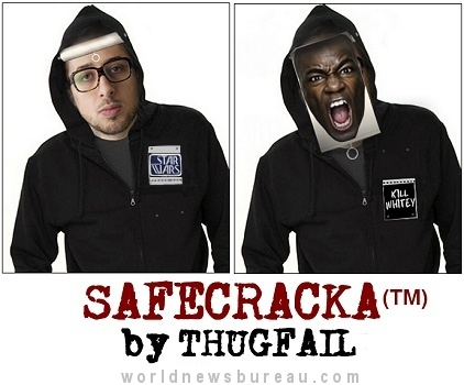 Safecracka hoodie