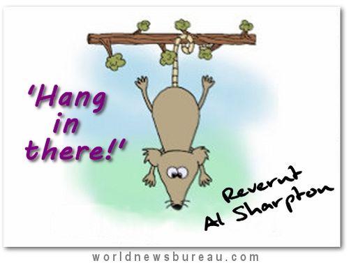 Al Shapton sympathy card