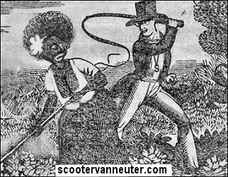 Slavemaster Scooter