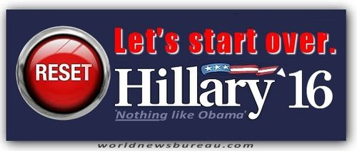 Hillary 16 slogan
