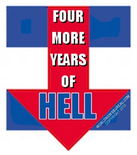 Hillary Hell