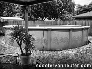 Scooters pool