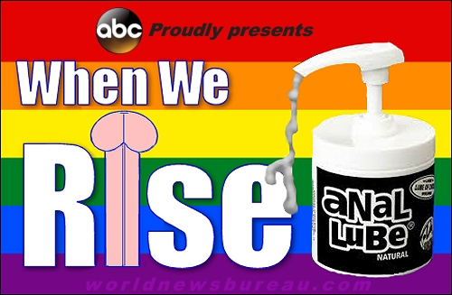 When We Rise logo