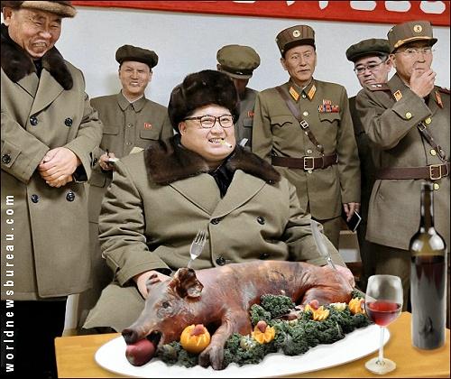 Kim Jong Un Clarifies Famine Diet World News Bureau