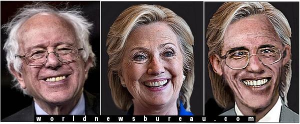 Bernie and Hillary's Love Child