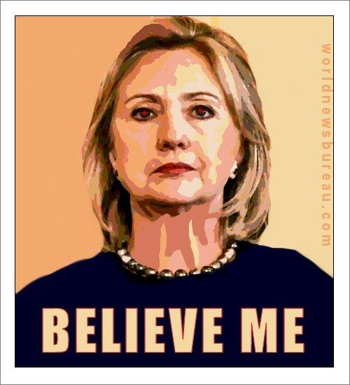 Hillary - Believe Me