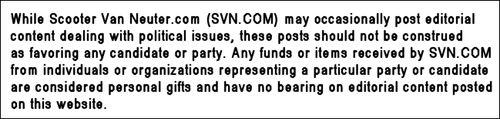SVN disclaimer