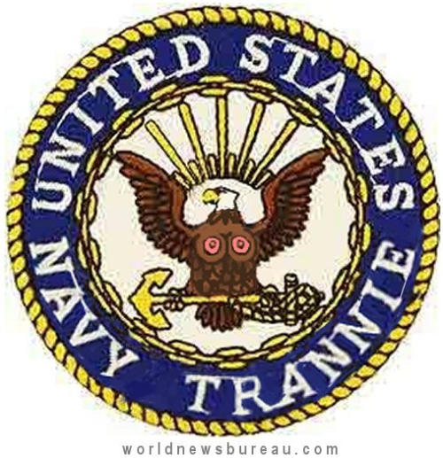 Navy Trannie Insignia