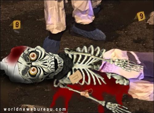Dead Berlin Terrorist