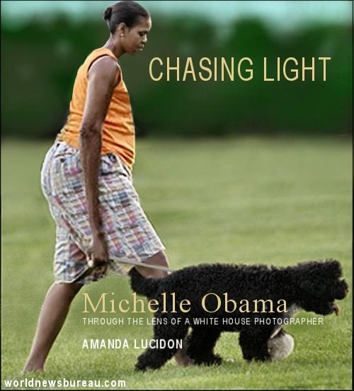 Michelle Obama photo book