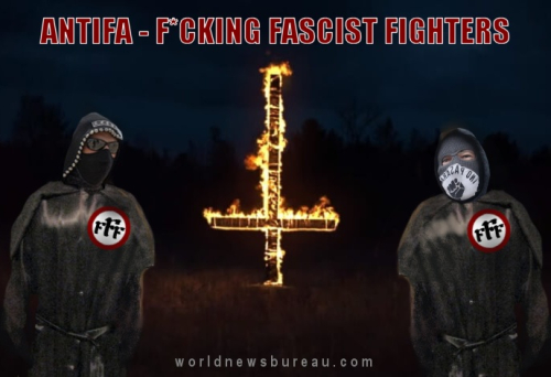Antifa - Fcking Fascist Fighters