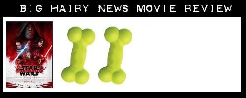 BHN Movie Review - Last Jedi