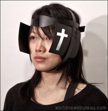 Christian blinders