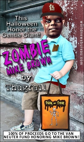 Zombie Mike Brown